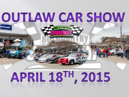 Car Show at The Outlaw Saloon