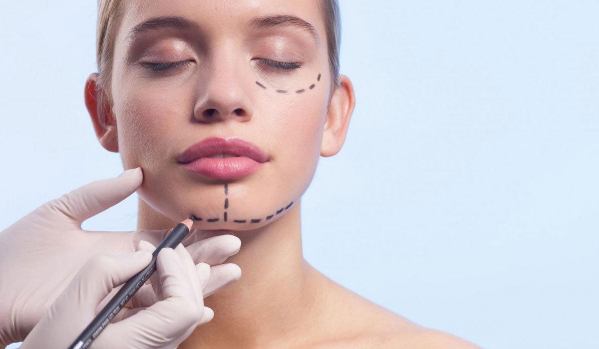 جراحات الوجه التجمليه
