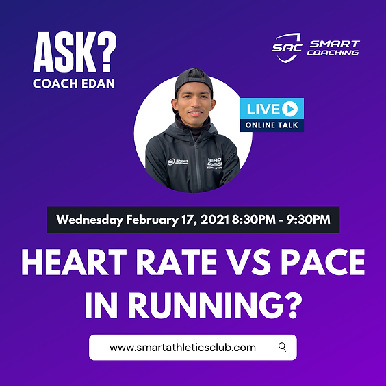 Heart Rate VS Pace In Running?