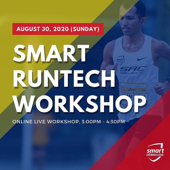 Smart RunTech Workshop (Online)
