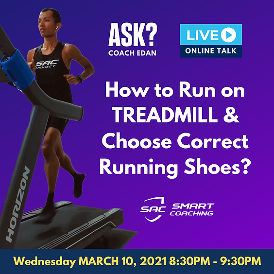 How to Run on Treadmill & Choose Correct Running Shoes?