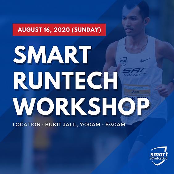 Smart RunTech Workshop (Bukit Jalil)