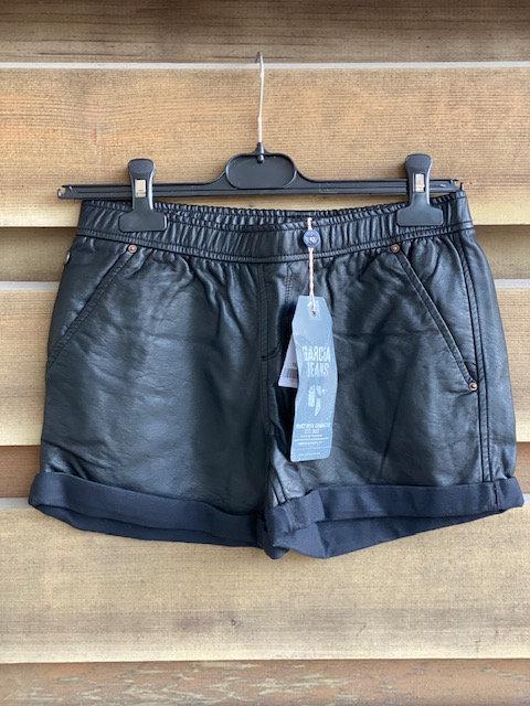 Short simili cuirGarcia jeans