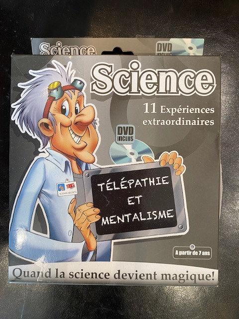 boite de jeu sciences