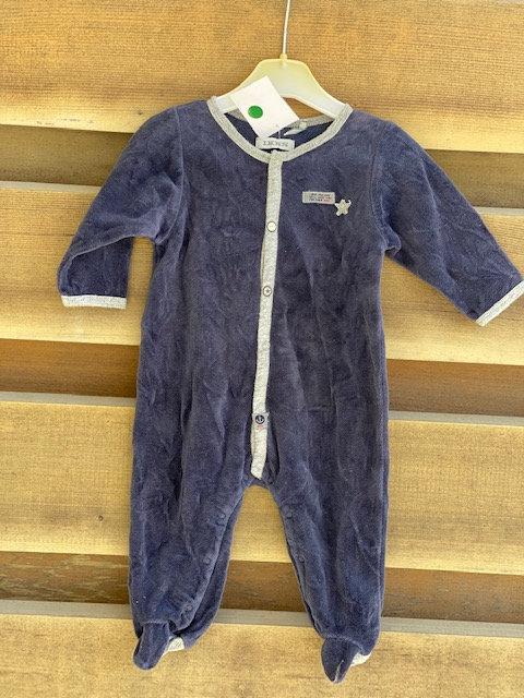 pyjama velours IKKS
