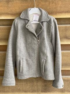 Blouson / veste gris