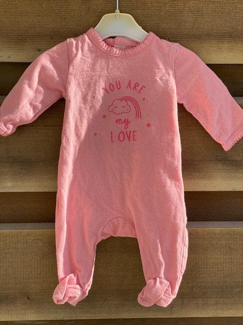 pyjama coton 1 mois