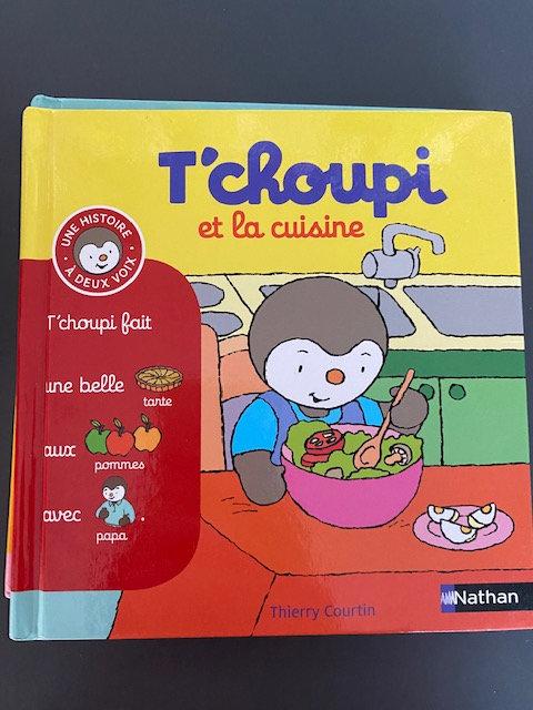 livre TCHOUPI