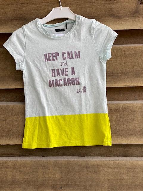 t shirt IKKS 6 ans