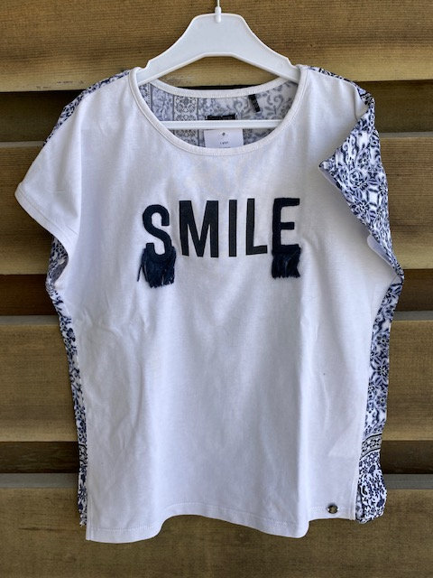 N42/ t shirt IKKS