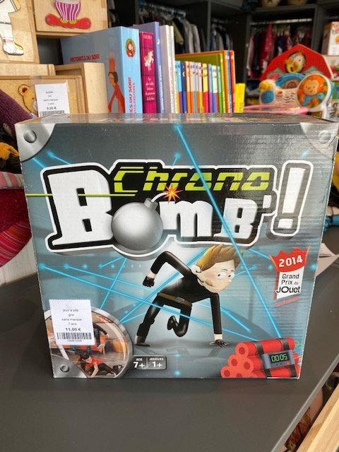jeu chrono bomb