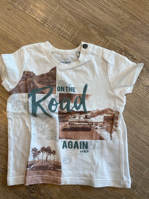 t shirt IKKS