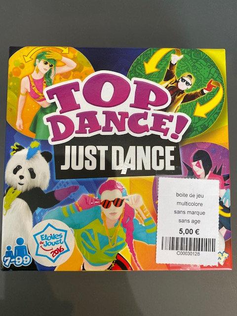 jeu just dance