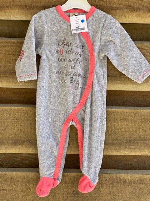N117/pyjama IKKS