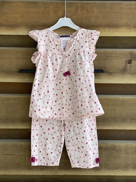 pyjama fillette deux pieces