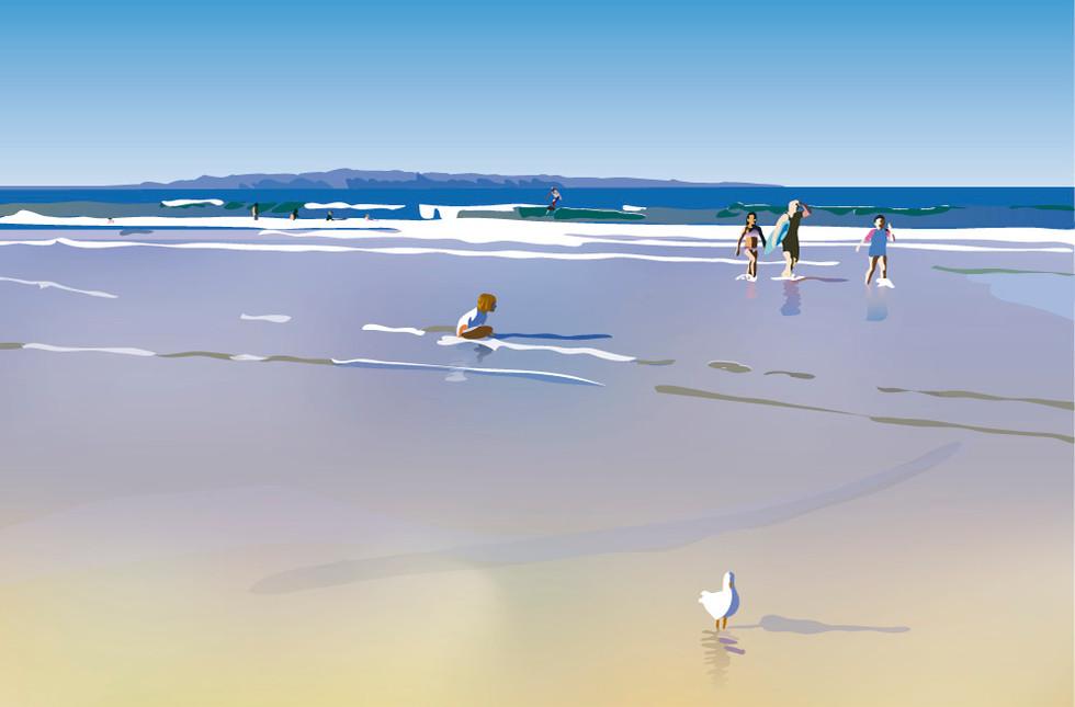 Main Beach - Noosa Heads
