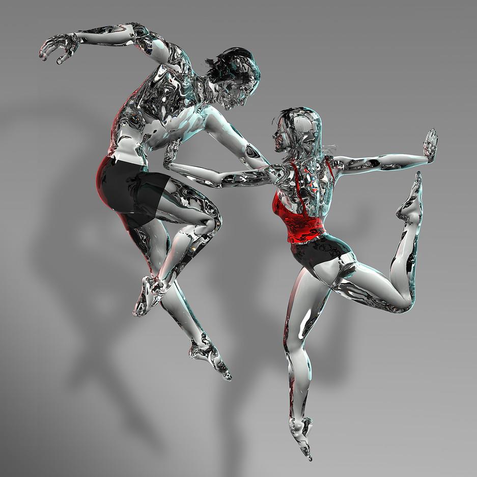 Dance Pose 9