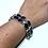 Thumbnail: Sapphire Bracelet: Indigo Adult Healing, Balancing. Find Life Purpose
