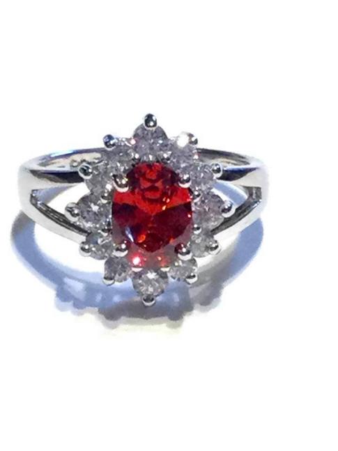 Isis Andara Ring. Red Andara  Very Rare Piece.  Goddess Of Healing Sz 6