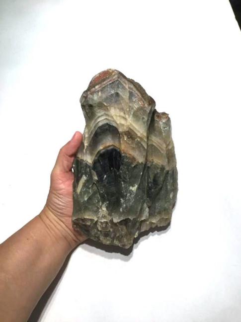 Auralite Crystal Wand,  Thoth Auralite,  5 LBS of Emerald Auralite Royal Line,