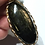 Thumbnail: Nuummite Pendant. Includes Authenticity Card,  Empath Protection, Grounding