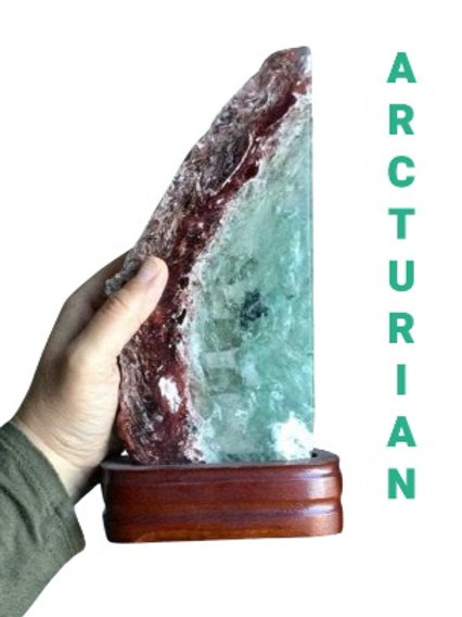 Arcturian Andara. Extremely Rare Channelled Piece from The Guardians.  Intense E