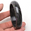 Thumbnail: 63mm Natural Purple Sugilite South Africa Crystal Gemstone Bangle Bracelet