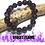 Thumbnail: Amethyst Bracelet Portal Energy To St Germain. Violet Flame