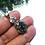 Thumbnail: Meteorite And Herkimer Diamond Crystal Healing Pendant: Spiritual Awakening