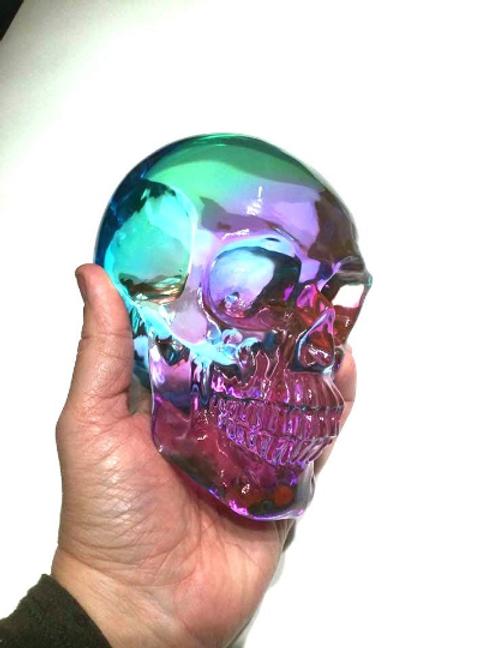 Andara Skull. Cosmic Andara.  Authenticity Card,   Universal Consciousness