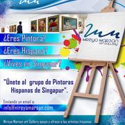 Pintoras Hispanas de Singapur