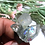 Thumbnail: Clear Quartz Ring. Cluster Ring.  Sz 7.  Twin Flame,  Statement Ring