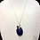Thumbnail: Lapis Lazuli Necklace. Blessed at The Archangel Michael Vortex In Lake Louise