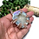 Thumbnail: Angel Aura Druzy Crystal Healing Necklace For Empaths: Archangel Healing...