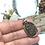 Thumbnail: Rainbow Titanium Pendant. Druzy,  Great for Indigo Adults. Boho, Gives Courage