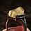 Thumbnail: Golden Hair Rutilated Quartz Ring. Adjustable.  Angel Protection...
