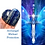 Thumbnail: Archangel Michael Infused Lapis Lazuli Crystal Heart. Blessed At Michael Vortex