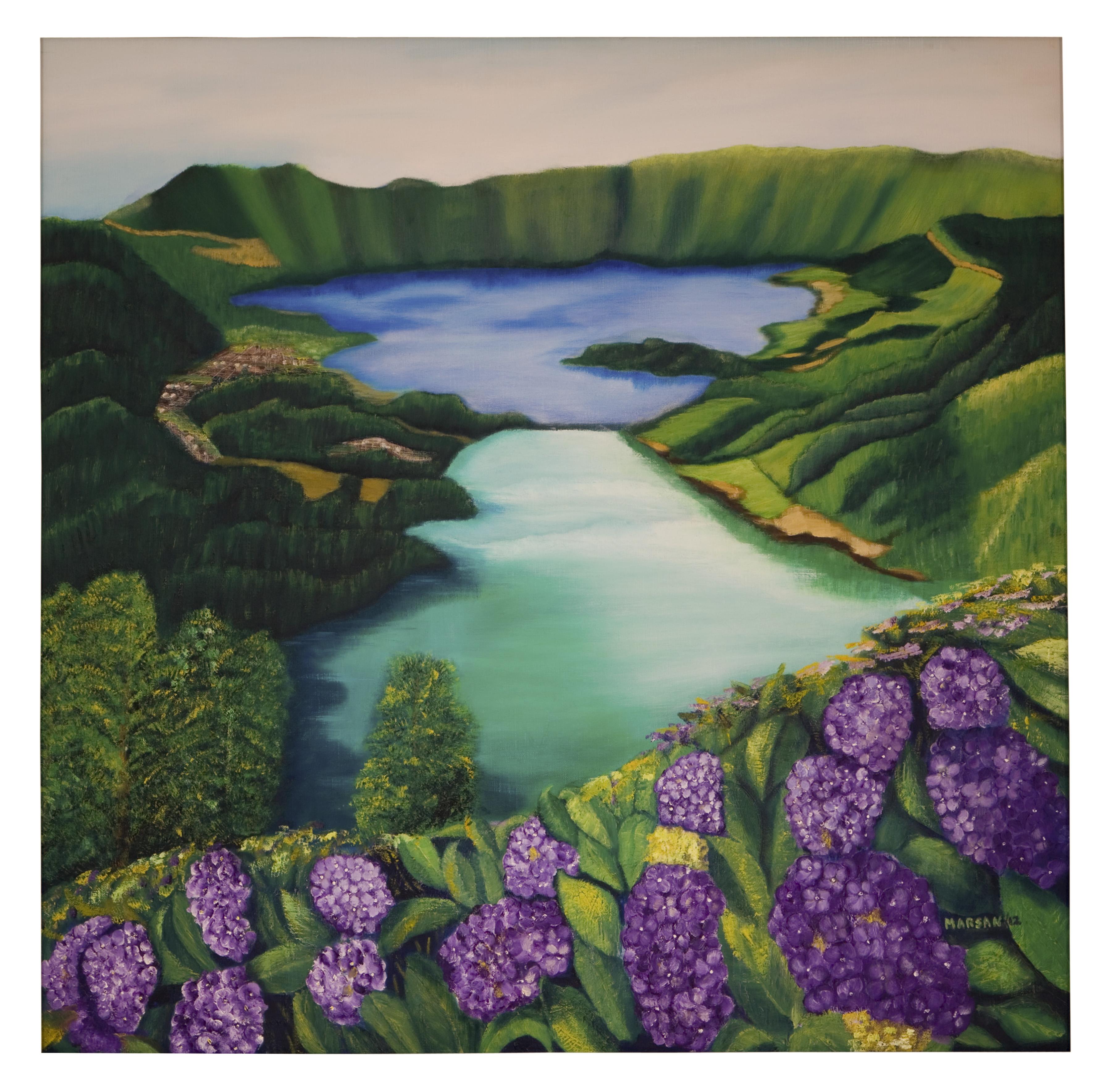 Landscapes and Flower
