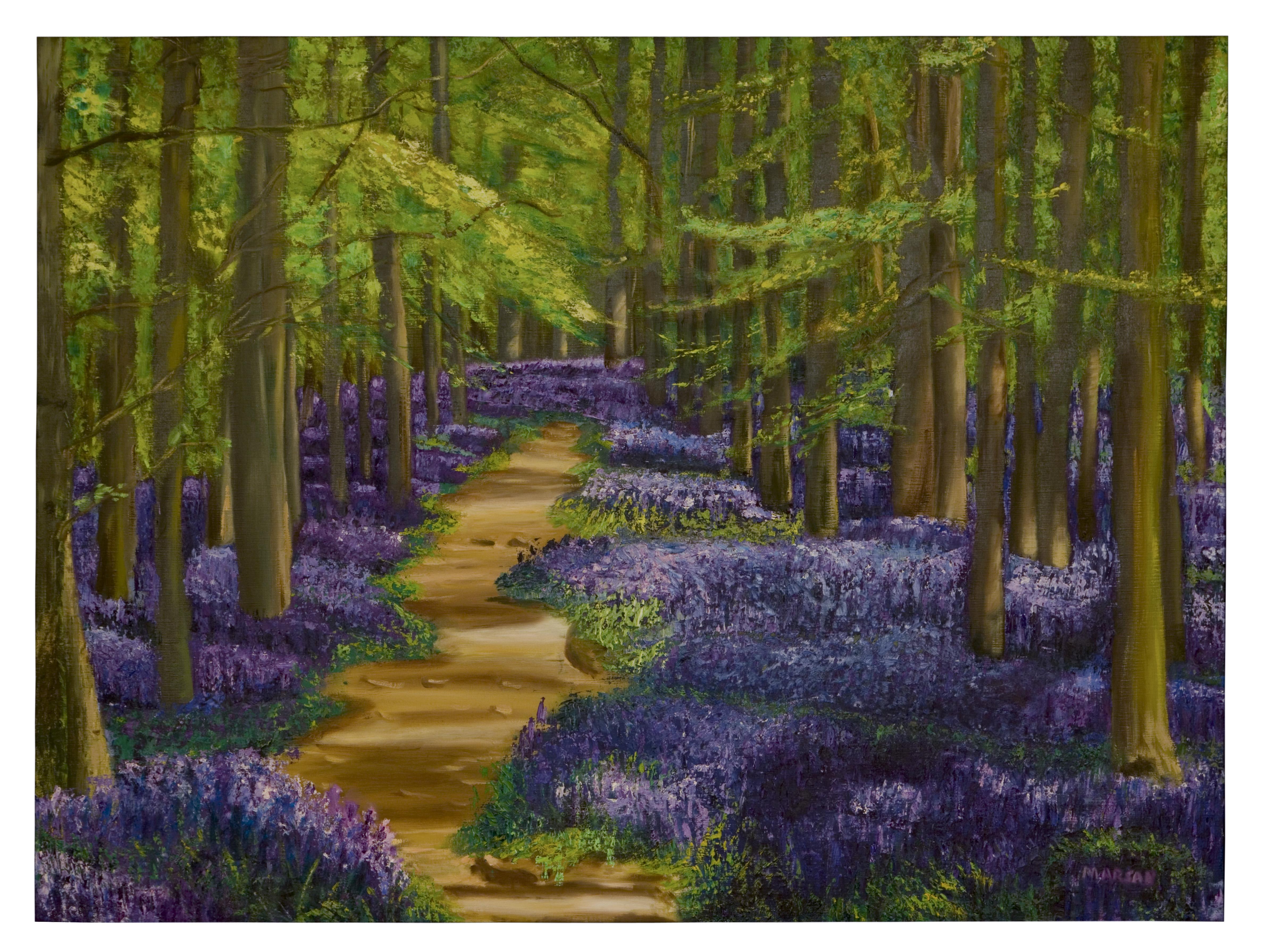 Lavender Path