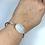 Thumbnail: Angel Aura Silver Plated Bangle Bracelet ;  Guardian Angel Meditation Included.