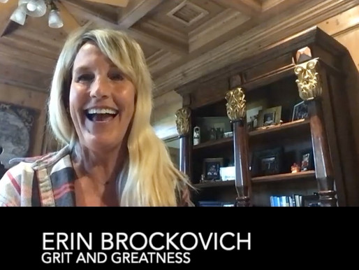 Erin Brockovich - Be Your Own Hero