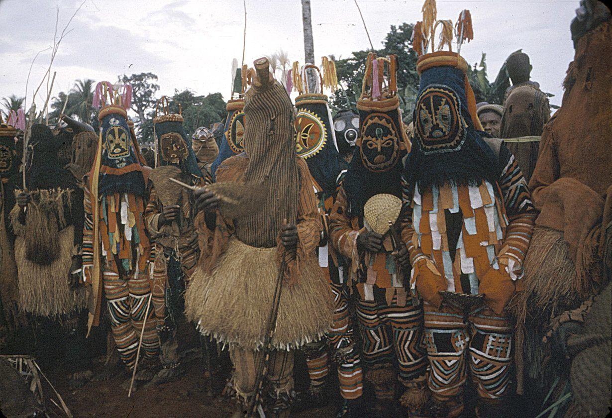 Cultural masquerades