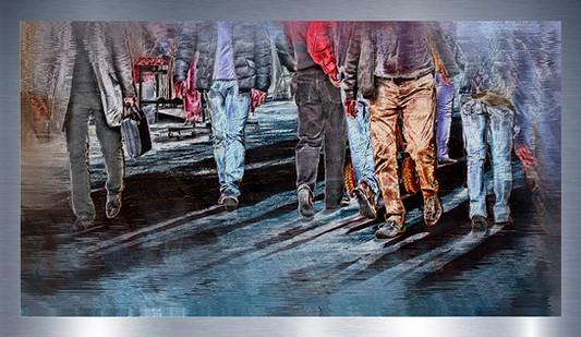La marche_Walking
