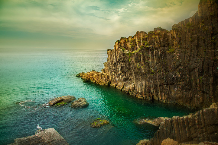 Falaise - Cliff