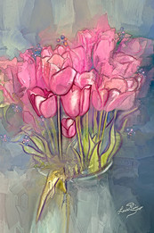 Tulipes rose - Pink tulips