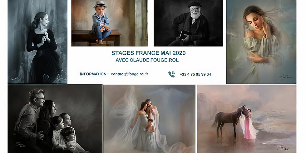 Stage France mai 2020