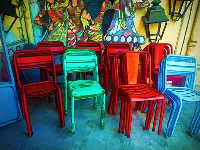 Assises - Seats