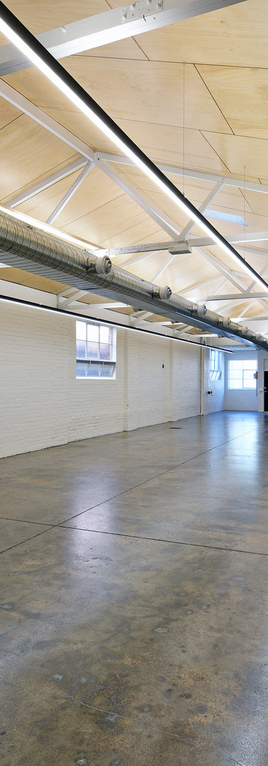 Cremorne Warehouse to Office Conversion