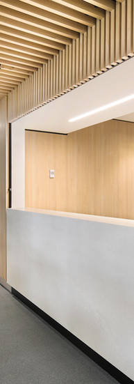 University of Melbourne, Mercy for Women Hospital, Level 4 Office Refurbishment