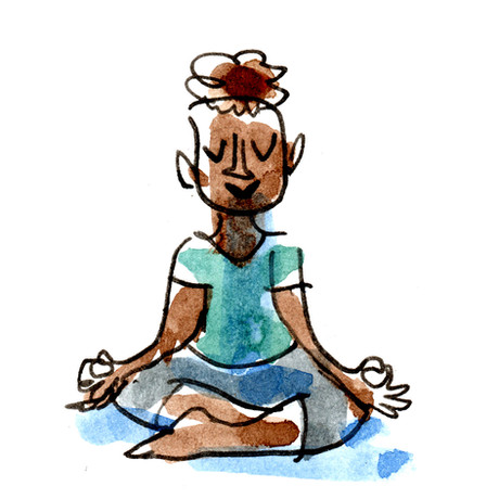 Sketchbook -- WC Human Kids Yoga 01 -- F